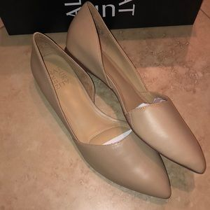 Naturalizer Womens Samantha Taupe D'Orsays Size 10